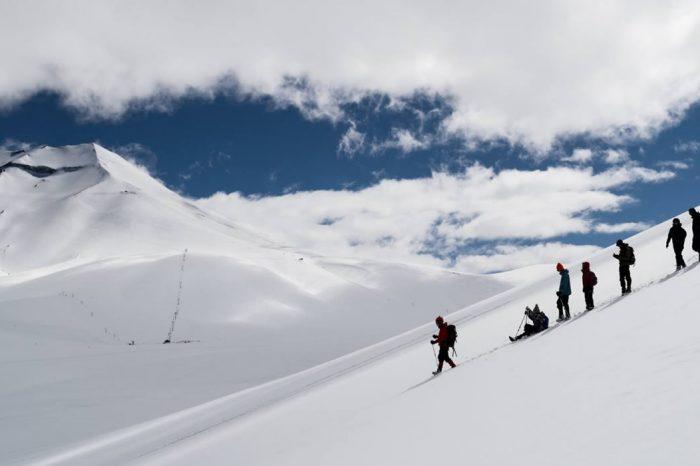 Ascenso al Volcán Quetrupillán