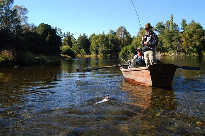 Pesca Deportiva Pucón